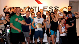 Team Relentless Fitness banner