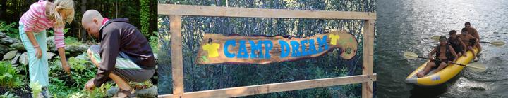 Build Camp DREAM! banner