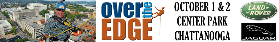 Over the Edge 2014 banner