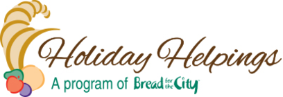 Holiday Helpings 2014 banner