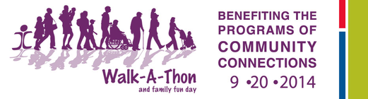 2014 Walk-A-Thon and Family Fun Day banner