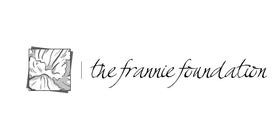 """Team Frannie"" for The 2014 Baltimore Running Festival banner"