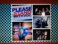 Vixens for Voz banner