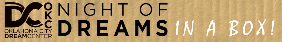 Night of Dreams Cardboard Campers banner