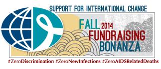 SIC Fall Fundraising Bonanza banner