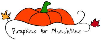 Pumpkins for Munchkins banner