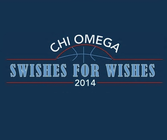 GW Chi Omega's Wish Week 2014 banner