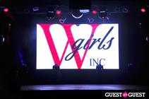 The WGIRLS NYC banner