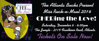 2014 Miss Ruck-N-Maul Pageant banner