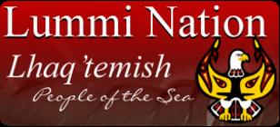 Lummi High School Mission Trip banner