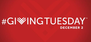 Today Your Gift is Matched, Doubling Your Impact-- Giving Tuesday 2014 banner