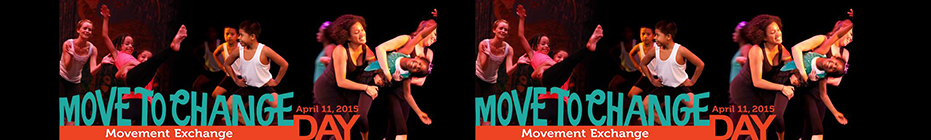 Move To Change Day 2015 banner
