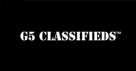 Team G5 CLASSIFIEDS™ banner