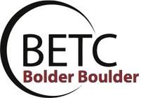 Bolder Boulder BETC Team banner