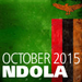OCTOBER 2015 NDOLA
