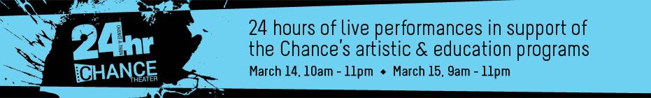 24hr Chance-a-thon 2015 banner