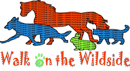 2015 Walk on the Wildside & 5K Run banner