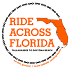 Ride Across Florida banner