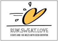 Team Run.Sweat.Love. banner