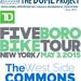 The DOME 5 Boro Bike Team