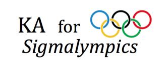 Kappa Alpha for Sigmalympics 2015 banner