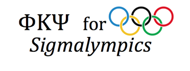 Phi Kappa Psi for Sigmalympics 2015 banner