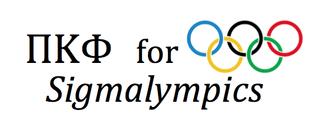 Pi Kappa Phi for Sigmalympics 2015 banner