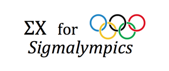 Sigma Chi for Sigmalympics 2015 banner