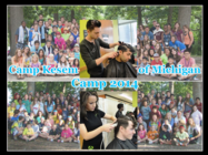 WSUSOM Buzz It For Boards 2015 for Camp Kesem Michigan banner