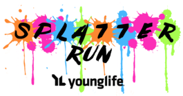 YL Splatter Run - Montgomery County (MD95) banner