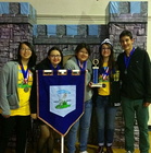 Send the CVHS Destination Imagination team to Global Finals! banner