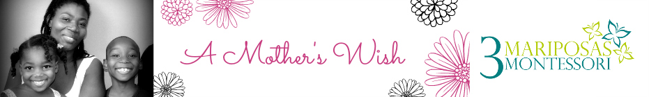 A Mother's Wish 2015 banner
