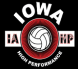 2015 Iowa High Performance Volleyball banner