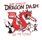 May Street 2015 Dragon Dash banner