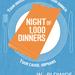 WWO 2nd Annual Night of 1,000 Dinners