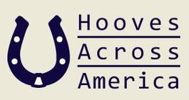 Hooves Across America banner