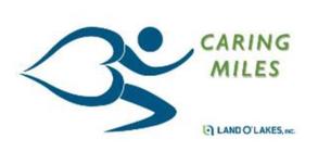 2015 Land O'Lakes United Way Campaign - Caring Miles banner