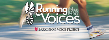 Running for Voices 2015 - Dallas Marathon, Half Marathon, and Mayor's 5k banner
