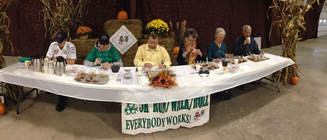 Everybody Works! Ability Awareness Run/Walk/Roll and Chili Cook-off banner