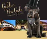 Golden Paw Awards 2015 banner