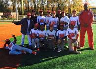 The 12U Bowie Elite Baseball Team banner
