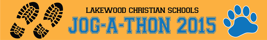 LCS Jog-A-Thon 2015 banner
