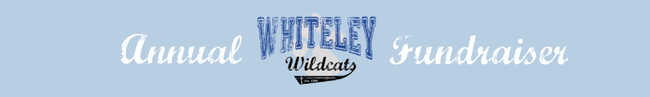 Team Whiteley Wildcats 2015 banner