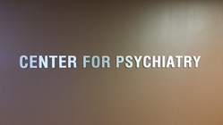 Center for Psychiatry banner