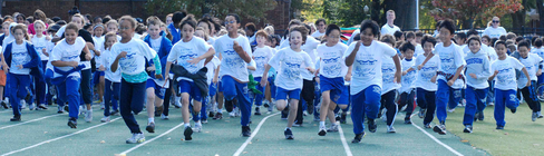 Edison Regional Gifted Center Track-A-Thon 2015 banner