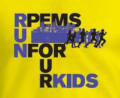 Roland Park Elementary Middle School 2015 Baltimore Running Festival Team banner