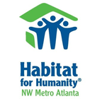 Walton High School Habitat for Humanity banner