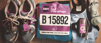 You Can Run - 2016 Kaiser Permanente Half Marathon banner