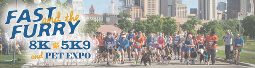 2016 Fast and the Furry - Twin Cities Pet Rescue banner