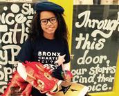 Team Bronx Arts 2015 banner